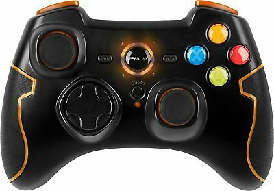 Speedlink TORID Gamepad kabellos Playstation 3 Controller für PC PS3 5-1-2-9572