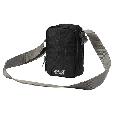 Jack Wolfskin Secretary/Shoulder Bag/Travel Pouch/Bag - Black