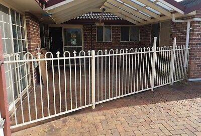 pool fence panels includes child proof lock - needs crc or something