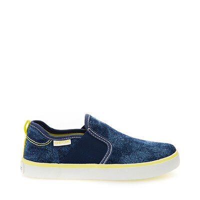 Geox slip on junior KIWI Denim Kalk (7GJ)