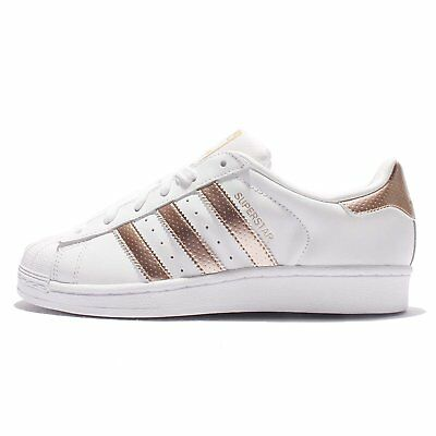 super cute c246a dc7b3 Adidas Superstar Originals BB1428 White Bronz RoseGold Donna Shoes Sneakers  - tualu.org