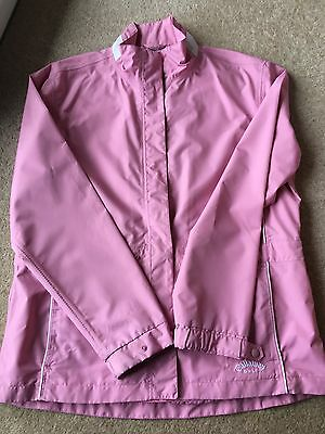 Callaway Ladies Golf Rain Jacket Size L