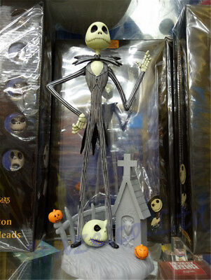 The Nightmare Before Christmas Jack Skellington PVC Action Figure Toy Gift New
