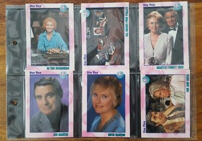 All My Children Set Of 72 Collector Cards 1991 Star Pics