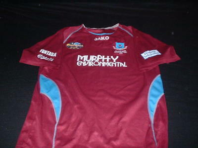 Dogheda United Republic of Ireland Football Large Mans 2005 Cup Final Jersey
