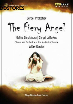 PROKOFIEV: The Fiery Angel [DVD] [Alemania]
