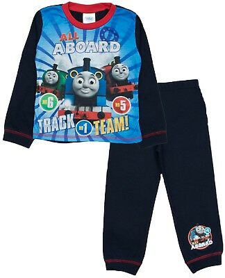 Thomas the Tank Engine All Aboard Track Team Pyjamas