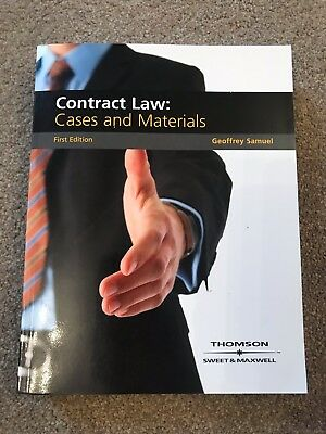 Contract Law: Cases and Materials, First Edition - Geoffrey Samuel