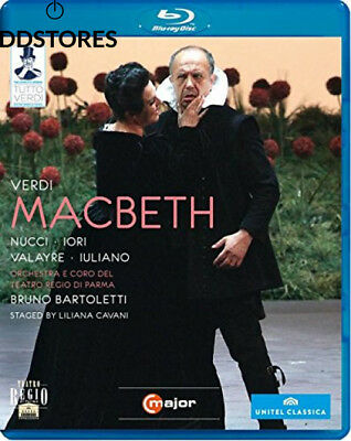 Tutto Verdi: Macbeth [Alemania] [Blu-ray]