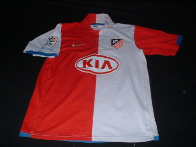Atletico Madrid Spain Espana Football Small mans Nike Temporada 2007 Home Jersey