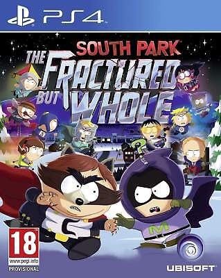 South Park: The Fractured But Whole - Playstation Ps4 Brand New Free Delivery