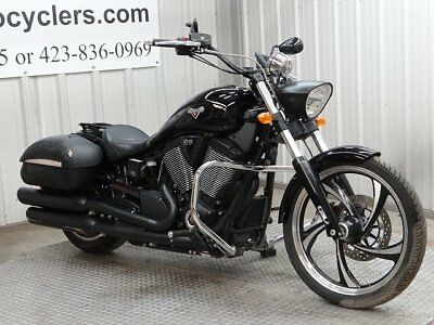 2014 Victory VEGAS 8 BALL  2014 VICTORY VEGAS 8 BALL SALVAGE CHEAP BUY IT NOW ONLY 8810 MILES
