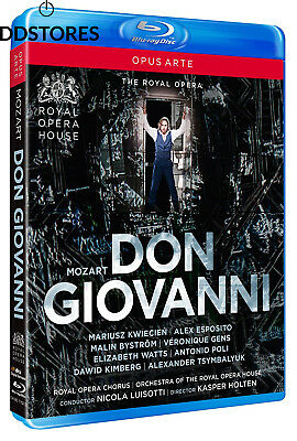 Mozart: Don Giovanni [Royal Opera House 2014] [Blu-ray]