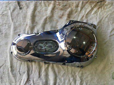 Harley Davidson 1989 FXS Softail Five Speed Outer Primary Cover OEM