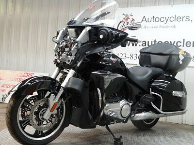 2016 Victory CROSS COUNTRY TOUR  2016 VICTORY CROSS COUNTRY TOUR SALVAGE CHEAP BUY IT NOW ONLY 339 MILES