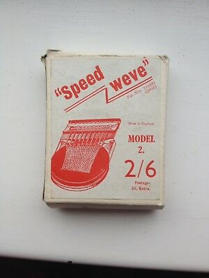 Vintage Speedweve Darner Model No 2