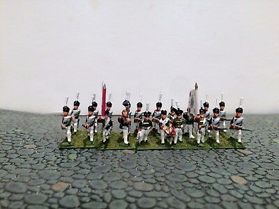 15mm Painted Napoleonic Russian Guard Infantry x 20