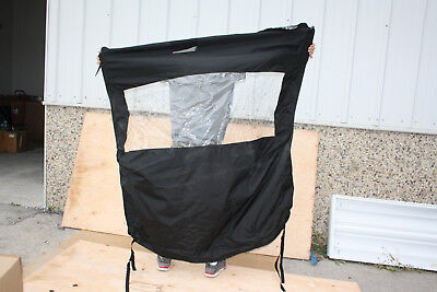 Cab Enclosure Canvas Top, Part Number 2876961-067