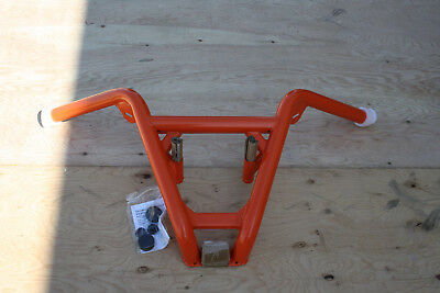 Orange Front Bumper, Part Number 2879449-589