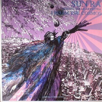 SUN RA & HIS SOLAR ARKESTRA - I Roam The Cosmos - Vinyl (LP)