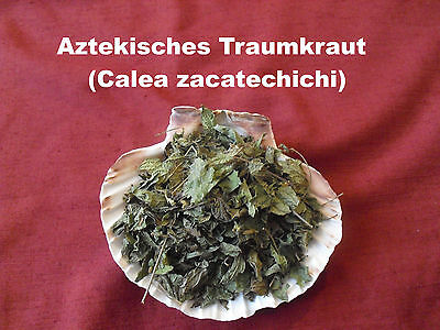 10g - 100g Aztekisches Traumkraut Calea zacatechichi Traumgras Dream herb