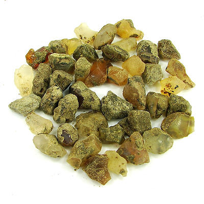 220.00 Ct Natural Fire Opal Loose Gemstone Stone Rough Lot of 41 Pcs - 6770