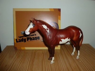 Breyer Etched Lady Phase
