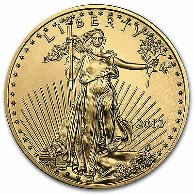 2013 1/4 oz Gold American Eagle
