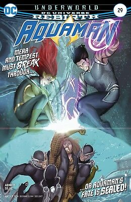 AQUAMAN #29 | $3.79! LOWEST PRICE ONLINE!!! | $1.99 Shipping!!!