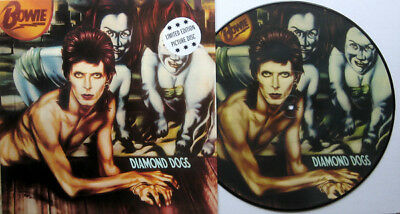 David Bowie – Diamond Dogs (LP picture disc with cover)