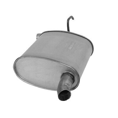 Exhaust Muffler Left/Right AP Exhaust 2551