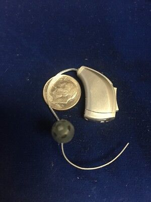 Pre owned Starkey 3 Series i110 Digital  RIC Hearing Aid. Right Ear Work Great.