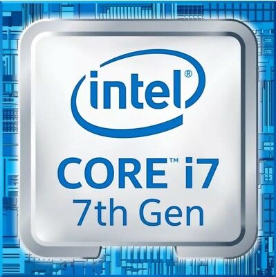Intel Core i7 7700 3.6GHz SR338 Kaby Lake Processor - Brand New, Unboxed