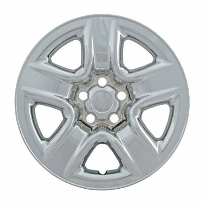 "Bully Imposter Imp-73X, Toyota, 17"" Chrome Replica Wheel Cover, (Set Of 4)"
