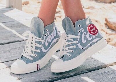 67b1ec32a78 KITH COCA COLA Converse Chuck Taylor All Star  70 Friends And Family ...