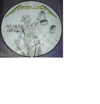 Metallica – ...And Justice For All (LP picture disc)