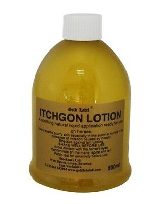 (500ml) - Gold Label - Itchgon Lotion. Free Delivery