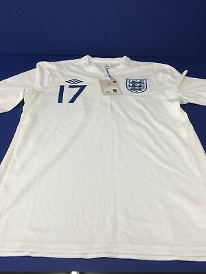 England Shirt Large Number 17