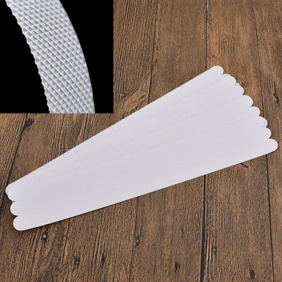12Pcs Bath Shower Tub Anti Slip Appliques Mats Stickers Safety Strips Treads