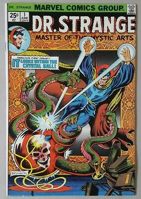 DR.STRANGE #1  1st App Of The Silver Dagger VF Marvel Comics