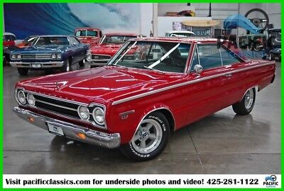 1967 Plymouth Belvedere II  1967 Plymouth Belvedere II 340 / Auto / SUPER CLEAN AND SHARP