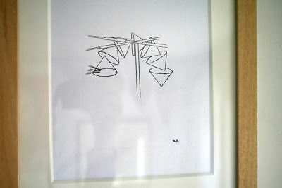 Marcel Duchamp Les tamis, 1965 - limited edition best piece!! raro!