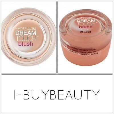 MAYBELLINE Dream Touch Blush - Choice of Shades