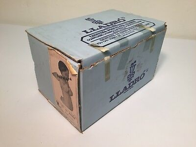 "Vintage Lladro EMPTY BOX for #4538 ""Angel Praying"""
