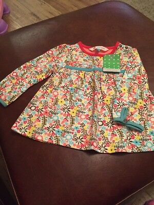 Girls John Lewis Top 3-6 Months Brand New With Tags
