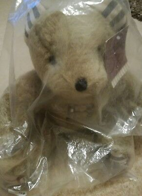 burberry soft toy plush bear new