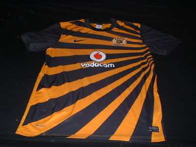 Kaizer Chiefs South Africa African Football Large Mans Nike Made Home Jersey
