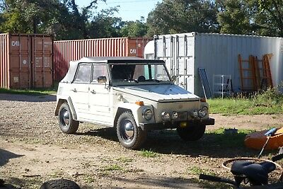 1973 Volkswagen Thing  Volkswagen 181 VW Thing 1973 with *** MAJOR UPGRADES ***