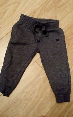 boys joggers age 9-12 months