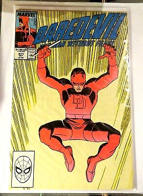 Daredevil #271 Marvel Copper Age Comic CB1032